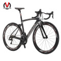 SAVA HERD5.0 700C Road Bike Carbon Bicycles Shimano 5800 105 Groupset Carbon Fiber Wheelset / Seatpost / Fork 22 Speed Bicicleta