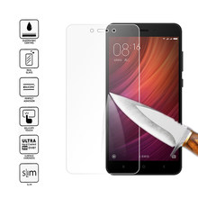 Transparent Screen protector For Xiaomi Redmi Note 4X Pro Note 5 Y1 lite Note 6 6A Screen Protector xiami xiome Tempered Glass(China)
