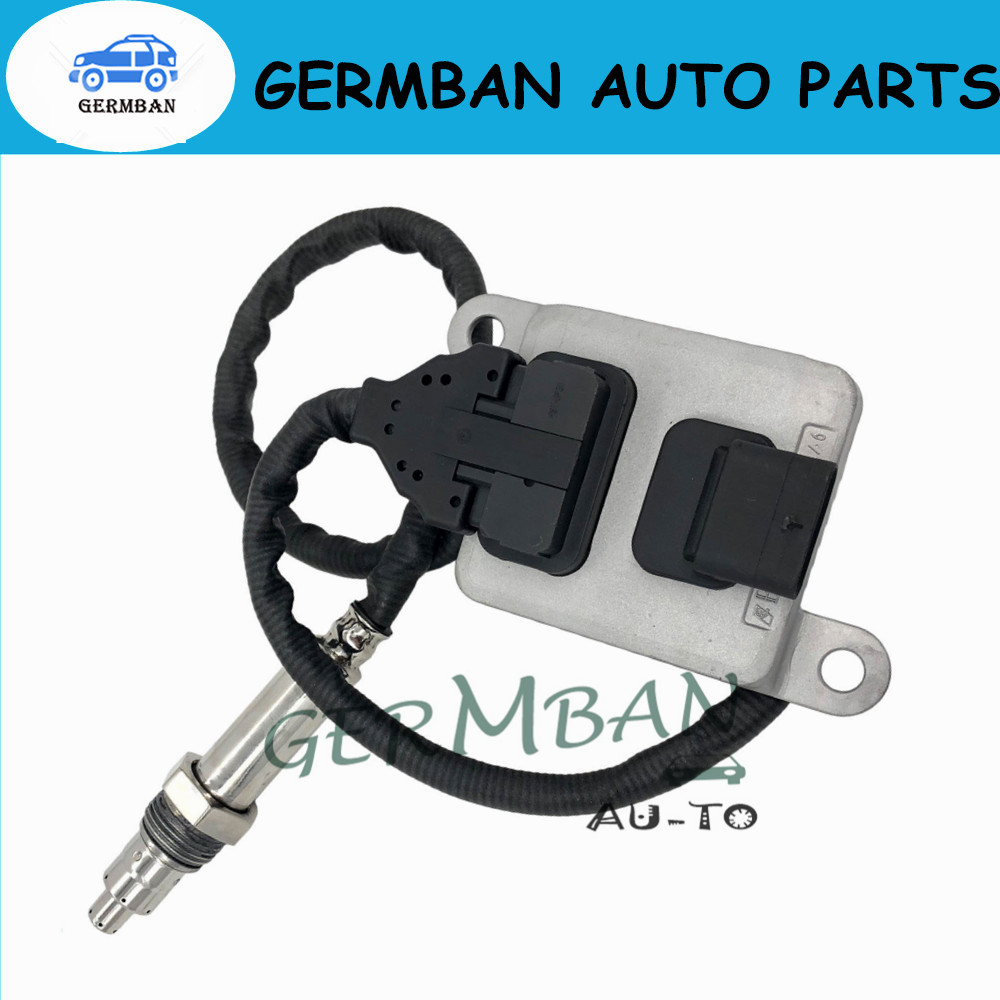 0009053503 Newly Original A0009053503 Nox Sensor Nitrogen Oxide Sensor A0035428818 For MERCEDES BENZ Part No 5WK96647 5WK96682B in Exhaust Gas Oxygen Sensor from Automobiles Motorcycles