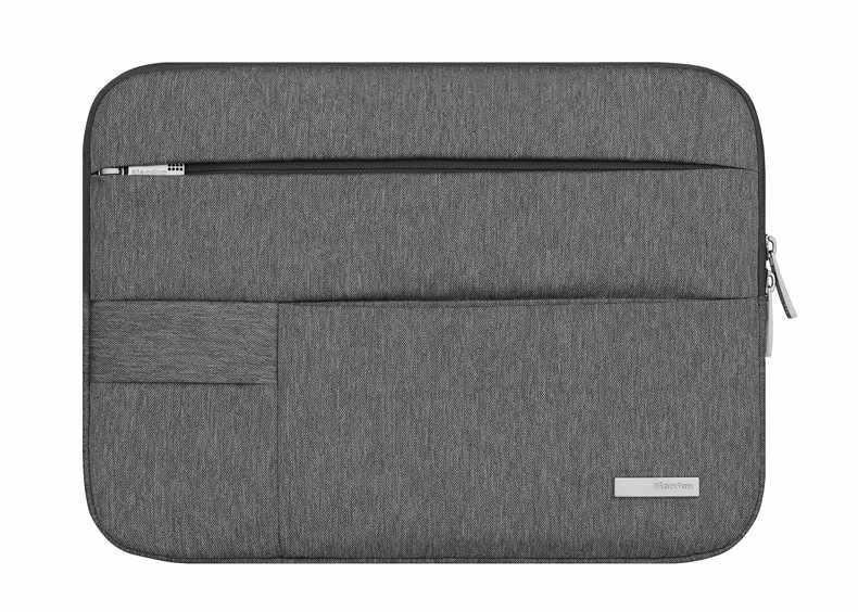 النايلون 13 15 15.4 15.6 دفتر حقيبة الكمبيوتر المحمول حالة ل شياو mi mi 13.3 أيسر ديل HP Asus لينوفو كمبيوتر صغير هوائي ماك بوك برو