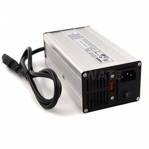 Image 5 - 88.2 V 4A chargeur 77.7 V Li ion batterie chargeur intelligent utilisé pour 21 S 77.7 V Li ion batterie Ebike e bike Auto Stop outils intelligents