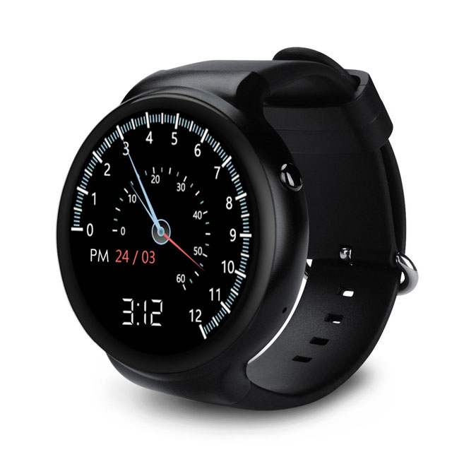 VS115 Smart Watch Android 5.1 OS 1GB RAM 16GB ROM WIFI 3G GPS Heart Rate Monitor Bluetooth MTK6580 Quad Core SmartWatch no 1 d6 1 63 inch 3g smartwatch phone android 5 1 mtk6580 quad core 1 3ghz 1gb ram gps wifi bluetooth 4 0 heart rate monitoring