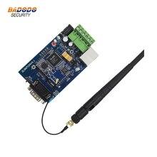 ZLSN7104 RS232 RS485 RS422 последовательный порт к WiFi RJ45 Ethernet конвертер устройства модуль беспроводной WiFi Серийный Сервер