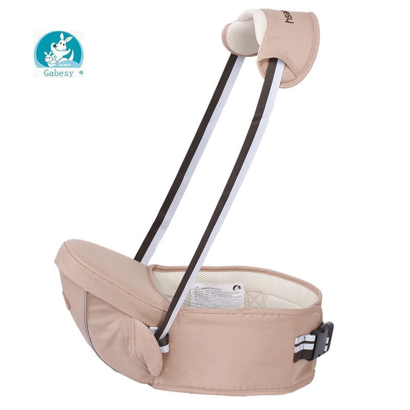 Gabesy Belt Hipseat Ergonomic Waist-Stool-Walkers Baby-Carrier Night-Reflex Infant Kids title=