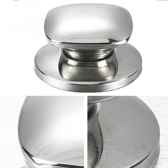 1Pcs Stainless Steel Pot Replacement Lid Cover