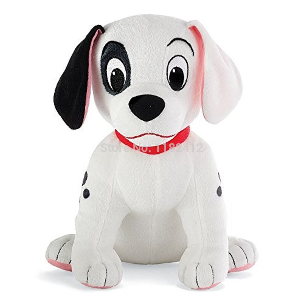 Plush Stuffed Toys : Dalmatians patch dog plush toy cm cute stuffed