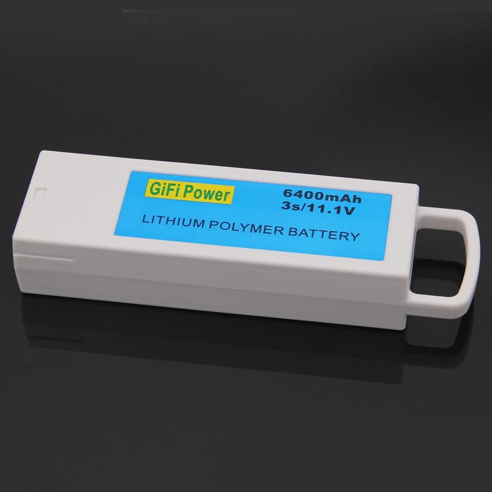 1 шт. 11,1 В 6400 мАч для Yuneec Q500 Q500 3S обновленная литиевая аккумуляторная батарея для квадрокоптера Yuneec Q500 Q500 RC|Детали и аксессуары|   | АлиЭкспресс