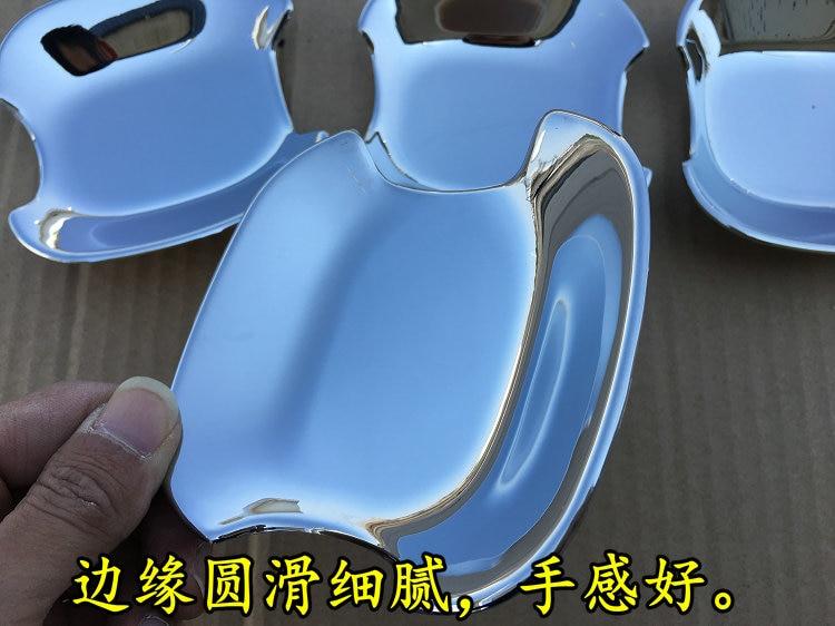 for Toyota alphard vellfire 30 series door handle door handle protection protection plating decoration alphard modification