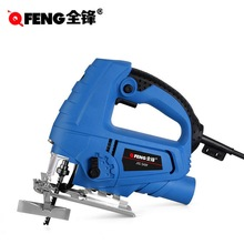 710W 220V Jig Saw Electric Laser 6 Variable Speed With 10 Pieces Blades Metal Ruler Infrared Laser Jigsaw Wood Reciprocating Saw