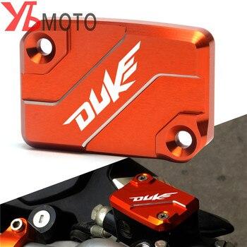 Nowy Model z logo motocykl przedni zbiornik płynu hamulcowego pokrywa dla KTM DUKE 125 200 390 Duke 250 RC 200 390