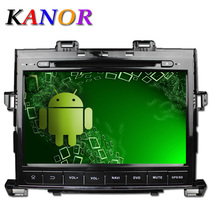Autoradio Android 5.1.1 Quad-core Car DVD Player For Toyota Vellfire Alphard 2008 2009 2010 – GPS Navigation Stereo System