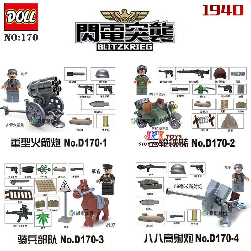 World War 2 Western Front figures Offensive Battle of Bulge Military Scene Model Building Blocks Brick  baby toys speelgoed god of war statue kratos ye bust kratos war cyclops scene avatar bloody scenes of melee full length portrait model toy wu843
