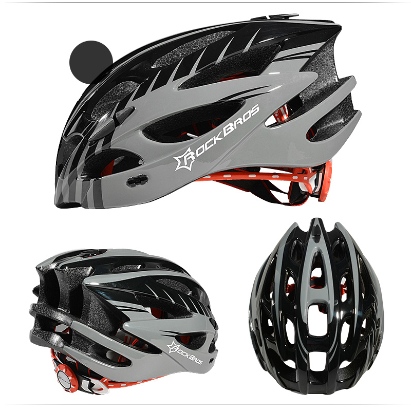 RockBros Brand Ultralight Cycling Helmets Mtb Mountain Road Bicycle Helmets Men Professional Integrally-Molded Casco Ciclismo