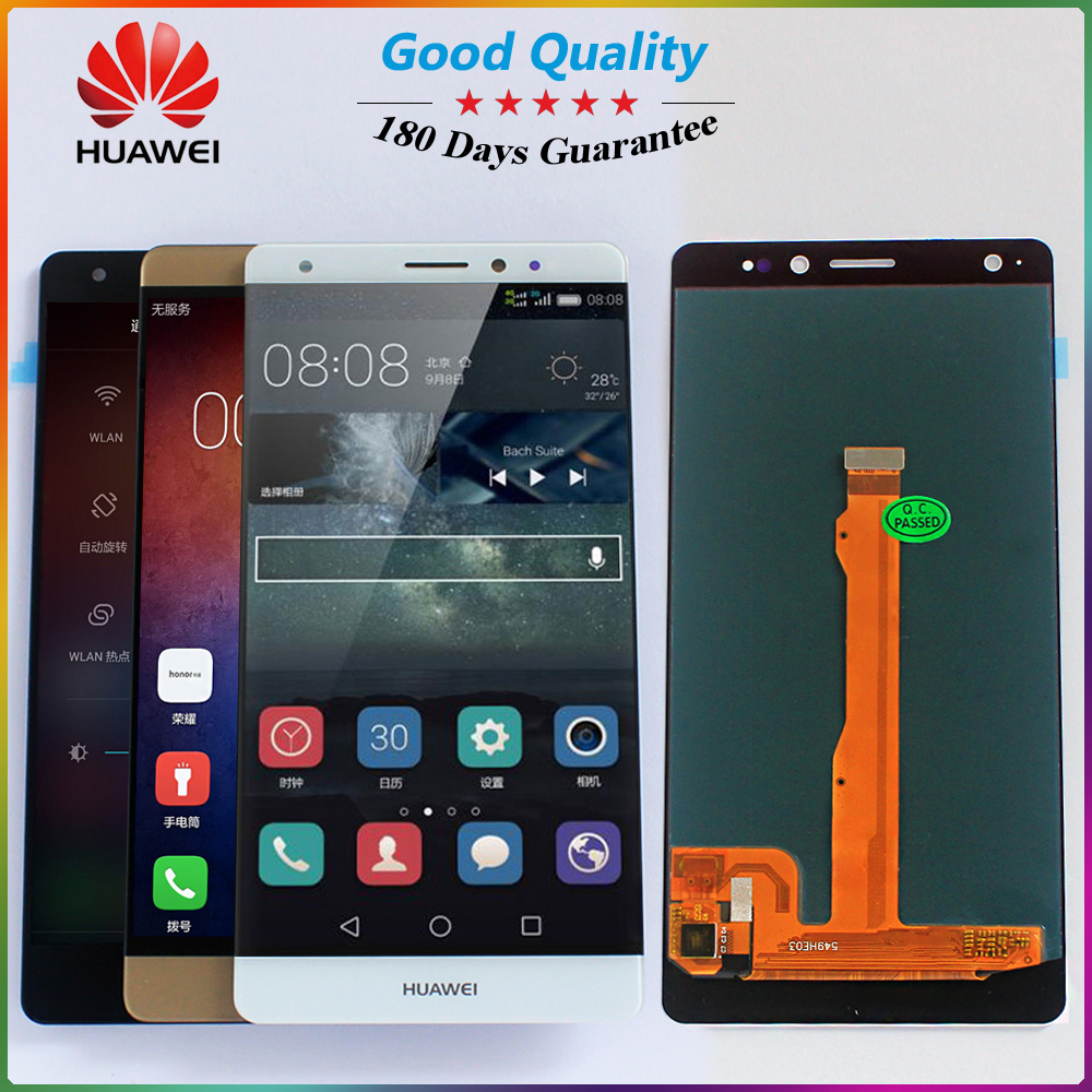 Huawei Lcd-Display Mate Digitizer Touch-Screen For S-crr-ul00/Crr-l09/Crr-ul20 Assembly-Frame-Tools
