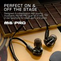 MEE audio M6 PRO Monitors Earphone Noise-Isolating Musician's Monitors Earphone with Detachable Cables same like SE215