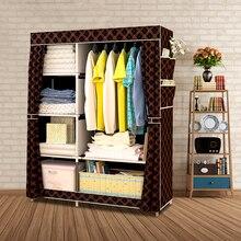 Wenn Die Viertel Kleiderschrank DIY vlies Falten Tragbare Schrank Multifunktions Staubdicht Feuchtigkeits Closet