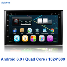 Aoluoya Android 6.0 CAR DVD GPS Player For KIA Sportage 2004-2009 sorento 2002-2009 carens 2006-2010 carnival 2006-2011 Radio 3G
