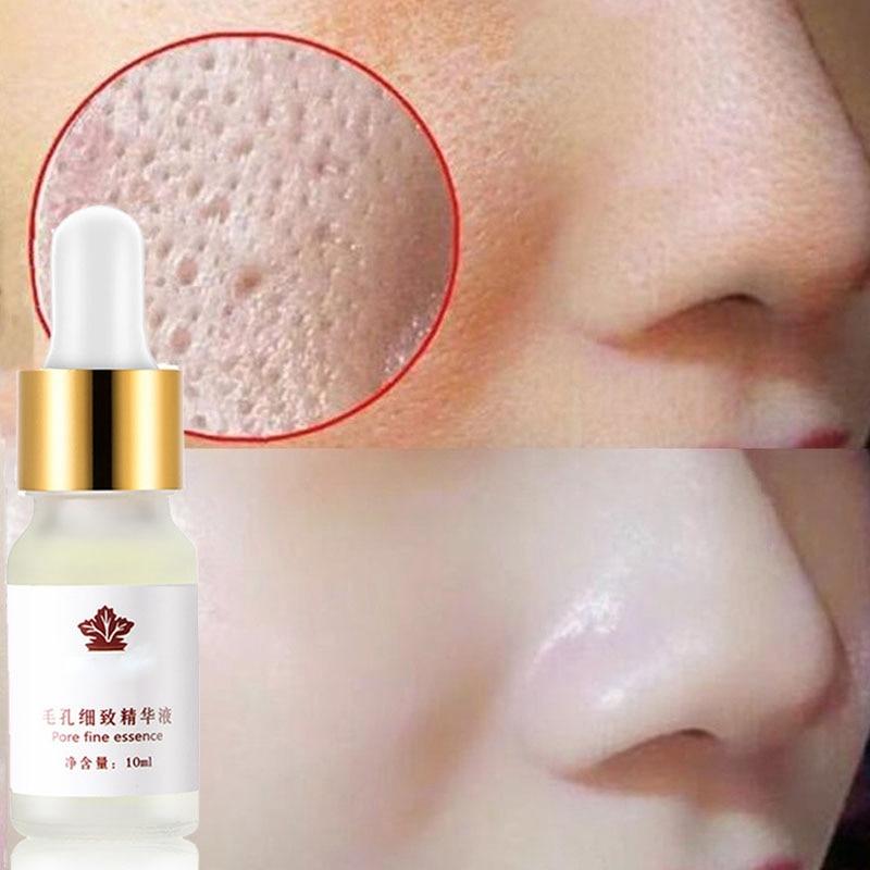 Face Primer Makeup Pores Shrinking Moisturizer Essence Serum Oil