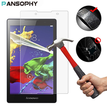2pcs 9H 8 Tempered Glass For Lenovo Tab3 850F 850M 850L Screen Protector Tab 3 inch Protective Film