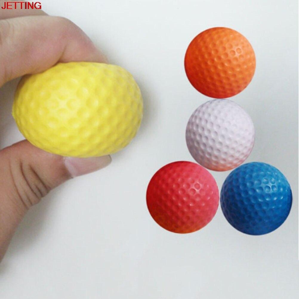 Aliexpress.com : Buy JETTING 1 Pcs 5 Colors New Golf Ball ...