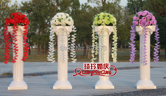 Acheter fleur de mariage d coration for Decoration romaine