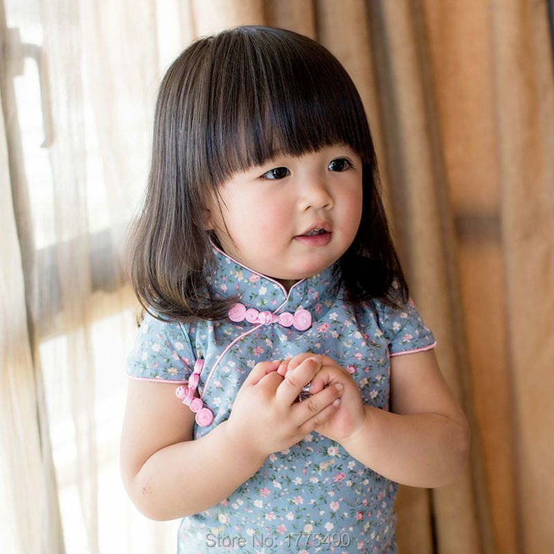 Asian style baby clothes