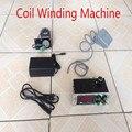 Baixa Velocidade Variável Bobina Máquina de Enrolamento Winder 2-Directions 0.1 Vez + Pedal