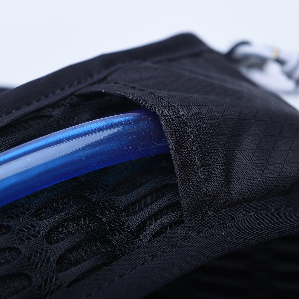 AONIJIE C929 hidratación ligera mochila bolsa para 3L agua de la vejiga para senderismo Camping corriendo maratón carrera deportes - 5