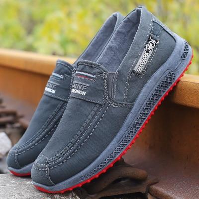 Zapatos Nuevos Para Hombres,aire Acondicionado,molido,desodorante,resbaladizo,calzado Para Hombres,calzado Para El Trabajo,calza Men's Vulcanize Shoes