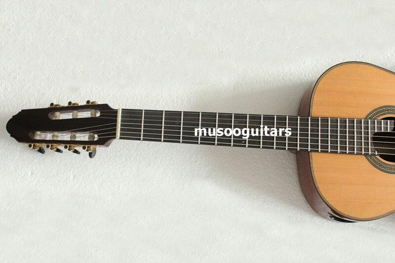 guitare 7 cordes acoustique