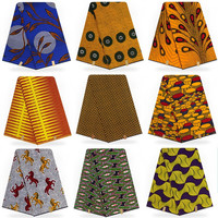 Excellent design veritable dutch real Hollandai' wax ,African printed fabric 100% cotton high quality T110301