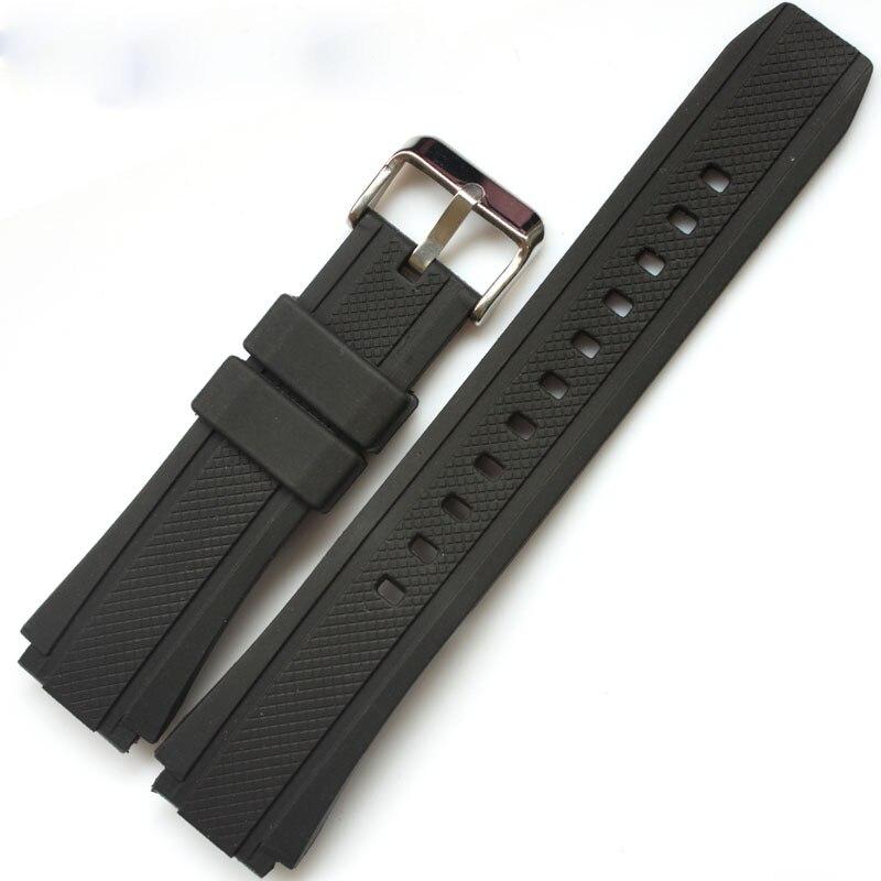 87e4383bf0c1d6 Najnowsze dotyczy do casio ef-552 zegarek pasek gumowy pasek zamiast  silikonową bransoletkę