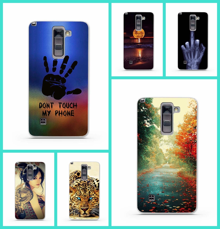 №Lujo Premium patrón casos de teléfono para LG G Stylo 2 Plus Stylus ...