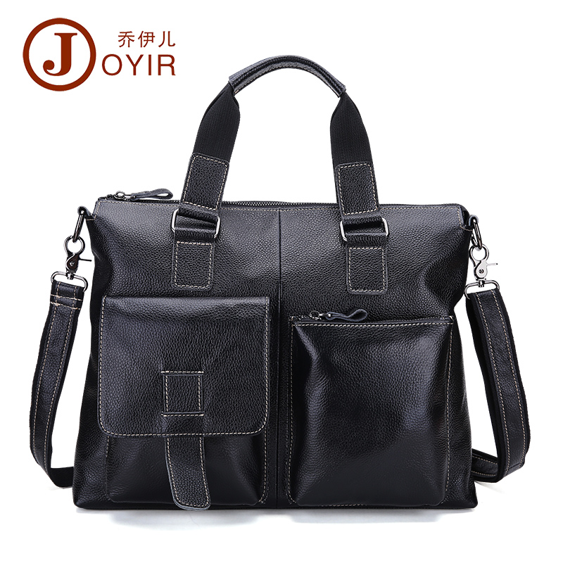 Leather Business Laptop Cross Body Shoulder Messenger Bag Satchel Tote Handbag art stone art stone smm015