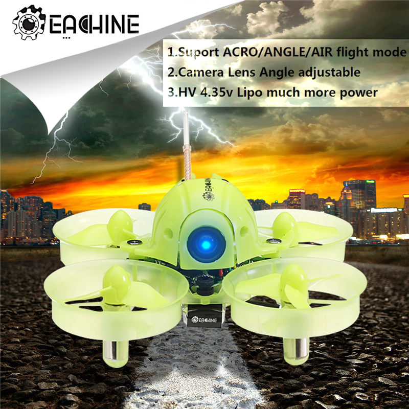 Eachine QX65 with 5.8G 48CH 700TVL Camera F3 Built-in OSD 65mm Micro For FPV Racing Frame RC Camera Drone Quadcopter fpv wireless 5 8g 48ch rd945 dual diversity receiver with a v and power cables for fpv racing drone rc airplane toys part