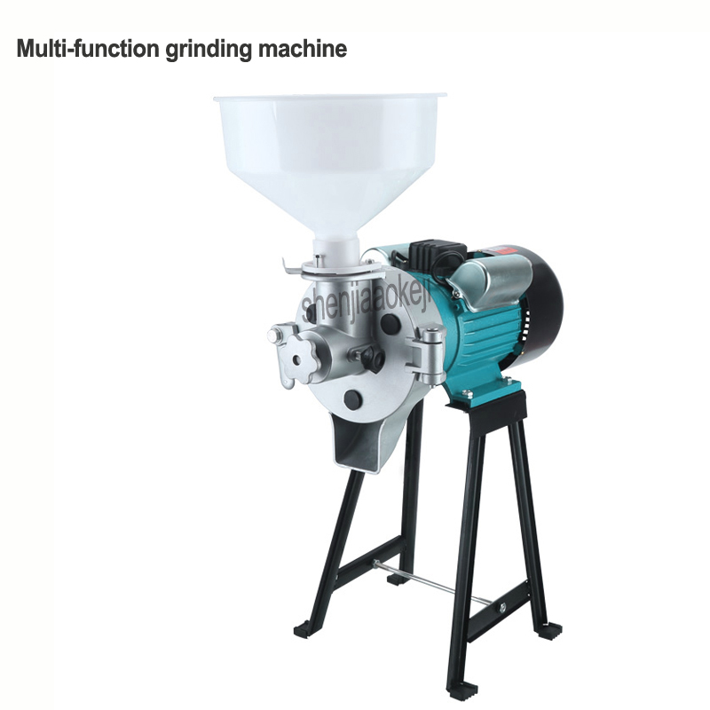 Multi-function Bean Grinder / Soy Milk Machine / Rice Flour Machine / Wet And Dry Peanut Butter Machine