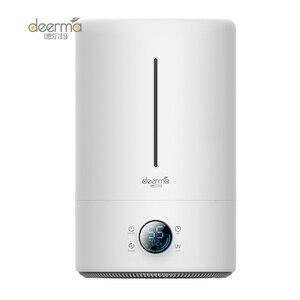 Image 2 - Humidificador de aire Youpin Deerma, 5L, versión táctil, inteligente, constante, humedad, UV, LED, 12H, temporizador, silencioso, purificador de aire