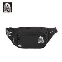 Granite Gear Small Casual Waist Pack For Men Women Casual Fashion Waist Bag for Cellphone and Wallet