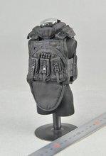 1/6 SDU Tactical Combat Vest Models for 12''Action Figures Bodies 1 6 the navy seal cqb combat tactical clothes set for 12 bodies
