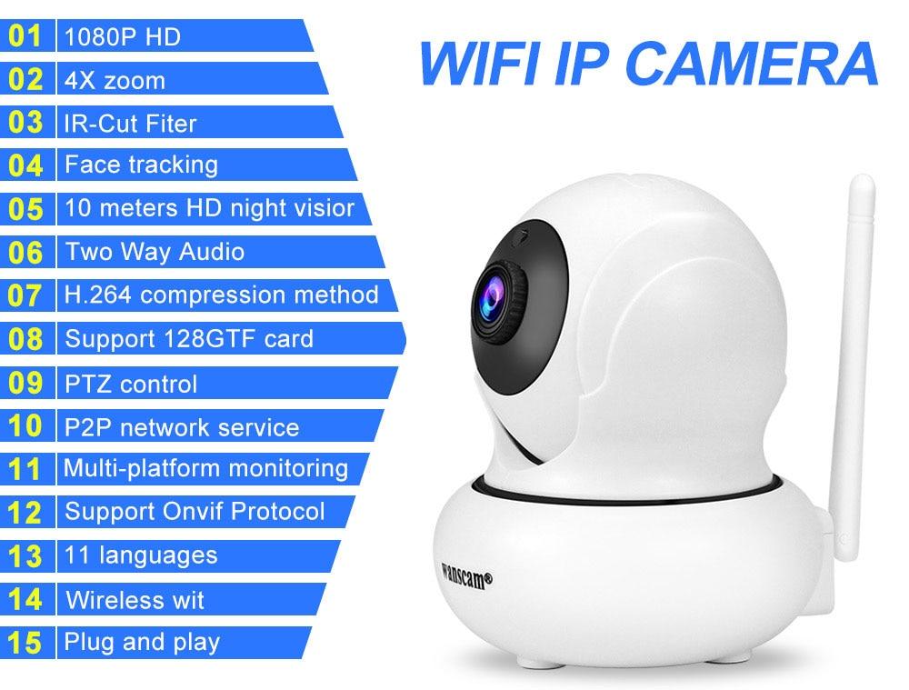 wi fi vídeo campainha rede cctv câmera