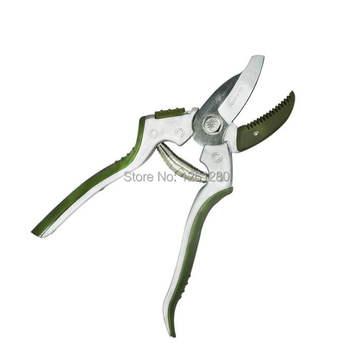 Free shipping genuine anvil pruners gardening tools for Gardening tools pruning