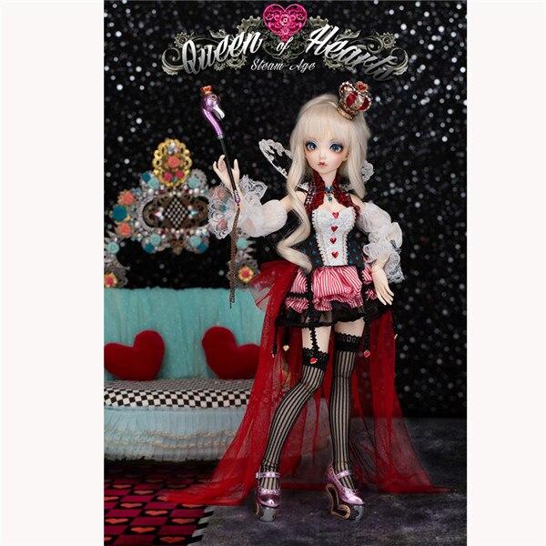 stenzhorn doll SD doll 1/4 girl fairyland minifee mio joint doll doll 3
