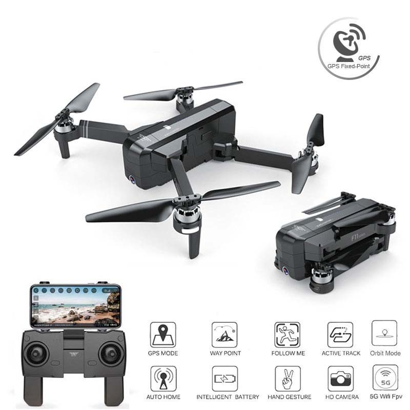 SJRC F11 GPS 5G Wifi FPV With 1080P Camera 25mins Flight Time Brushless Foldable Arm Selfie RC Drone QuadcopterSJRC F11 GPS 5G Wifi FPV With 1080P Camera 25mins Flight Time Brushless Foldable Arm Selfie RC Drone Quadcopter