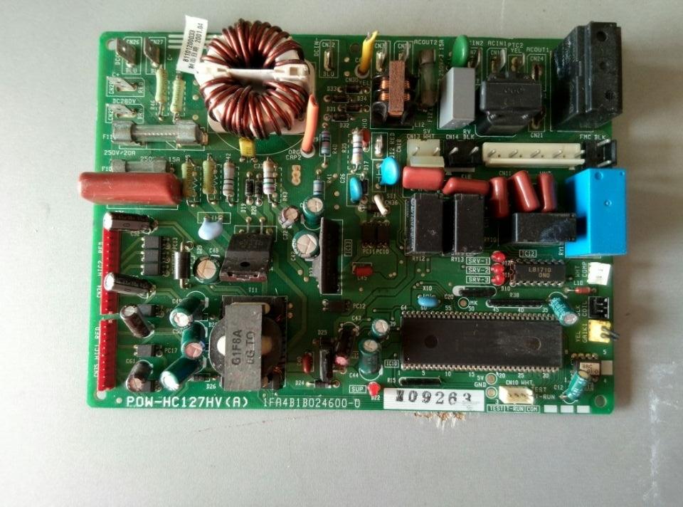 POW-HC127HV(A) 1FA4B1B024600-0 USED Good Working