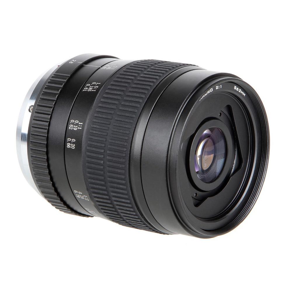 60mm f/2.8 2:1 Super Macro Lentille de Mise Au Point Manuelle pour Monture Nikon F D7200 D7100 D7000 D5500 D5200 D3300 D3200 D810 D800 D90 D700 DSLR