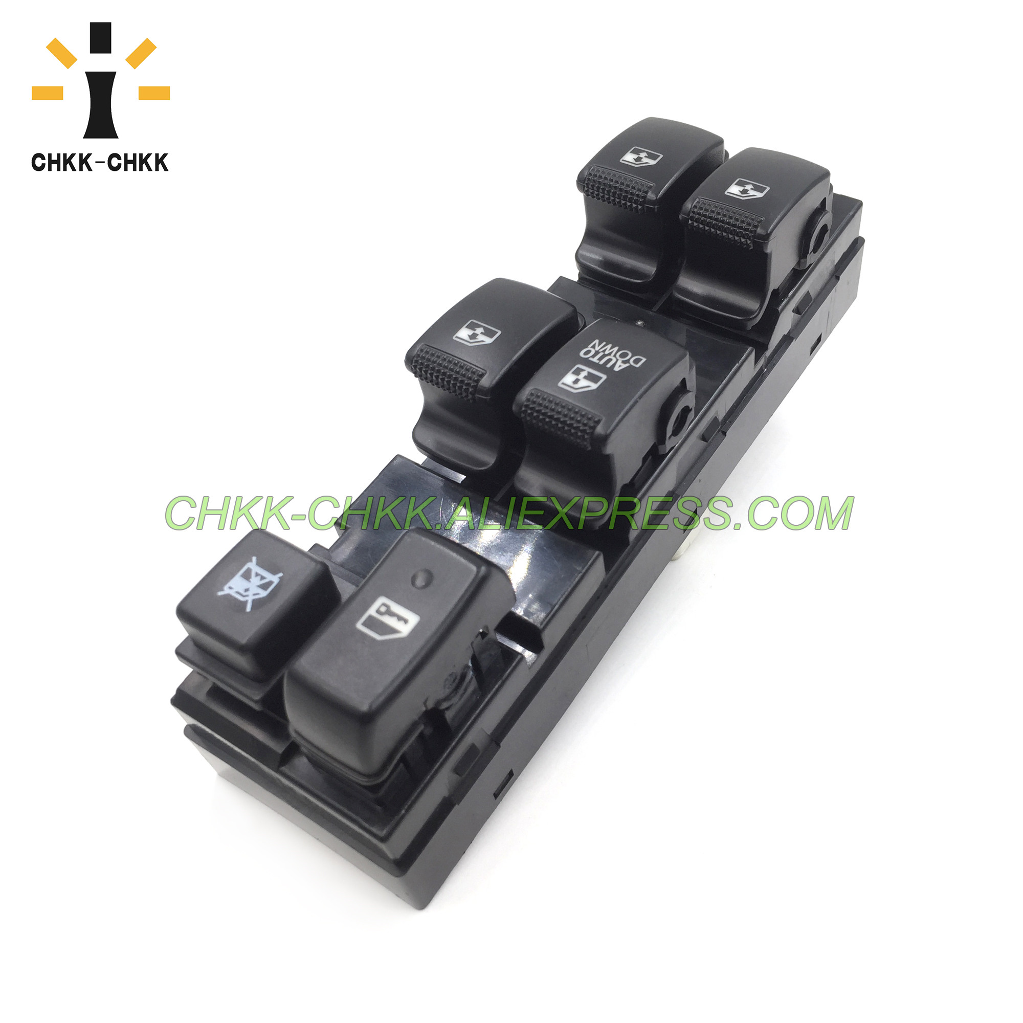 CHKK CHKK 93570 2E000 Master Power Window Switch for Hyundai Tucson 2005 2010 935702E000 in Intelligent Window Coser from Automobiles Motorcycles