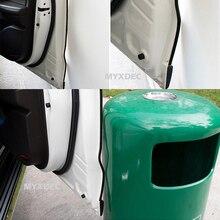 Car Door Anti Collision Avoidance Stick Rubber Strip, Decoration Car Stickers Accessories
