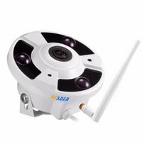 BESDER 960P 3D VR WIFI Audio IP Camera Yoosee P2P Onvif Panoramic Night  VIsion Fisheye CCTV Wireless Camera TF Card Slot Max64G Surveillance Cameras