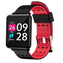 HD Color Screen Smart Watch Wristband Health Heart Rate Blood Pressure Monitoring For Men Women