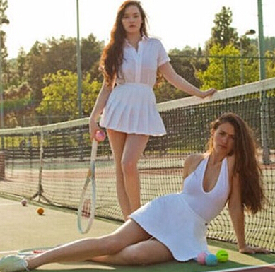 Hot Fashion Woman White Lovely Sexy High Waist Slim Short Pleated Skirt Students School Girls